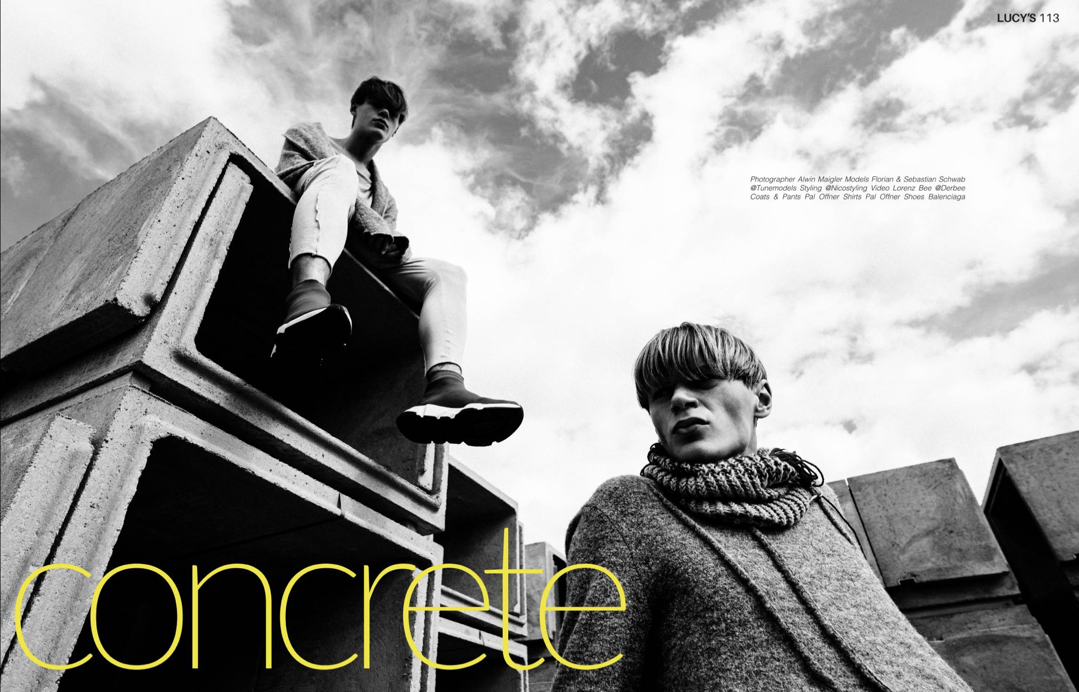COVER LUCY´S MAGAZINE